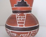Vintage Handmade Pot~Signed by Artist & MEXICO~Perfect Condition~Collectible