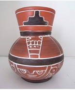 Vintage Handmade Pot~Signed by Artist & MEXICO~Perfect Condition~Collect... - $79.99