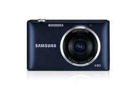 Samsung - ST72 16.2-Megapixel Digital Camera - Blue - $241.88