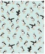 Samuel Lamont UK Puffin Birds Cotton Collectible Kitchen Tea Towel - $15.83