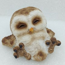 Pudgy Baby Owl Figurine C GSC 54599 - $9.65