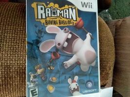 Nintendo Will Rayman Raving Rabbids image 1