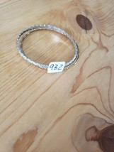 932 Gold & Silver Bangles (New) - $8.58