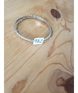 932 GOLD & SILVER BANGLES (new) - $8.23