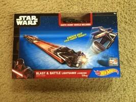 Star Wars Hot Wheels Blast And Battle!!!  NEW IN BOX!!! - $19.00