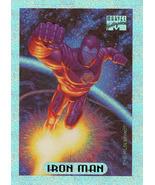 Marvel Masterpieces Holofoil 5 of 10 - Iron Man - $1.99