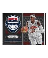 2015-16 Panini Prizm USA Basketball Carmelo Anthony Insert Card #13 - $0.98