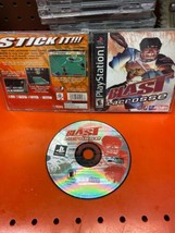 Blast Lacrosse Black Label PS1 Playstation Game Disc Only Tested Working - $9.89
