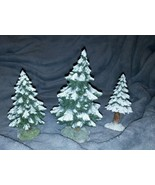 MINT IN BOX DEPT 56 SNOW VILLAGE ACCESSORY 5261-5 VILLAGE SNOWY SCOTCH P... - $19.75