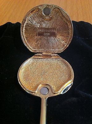 Estee Lauder Beautiful LOLLIPOP TWIST Christmas Holiday Solid Perfume Compact
