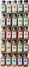 FreshJax Gourmet Organic Seasonings and Spices, Premium Collection, Vari... - £119.10 GBP