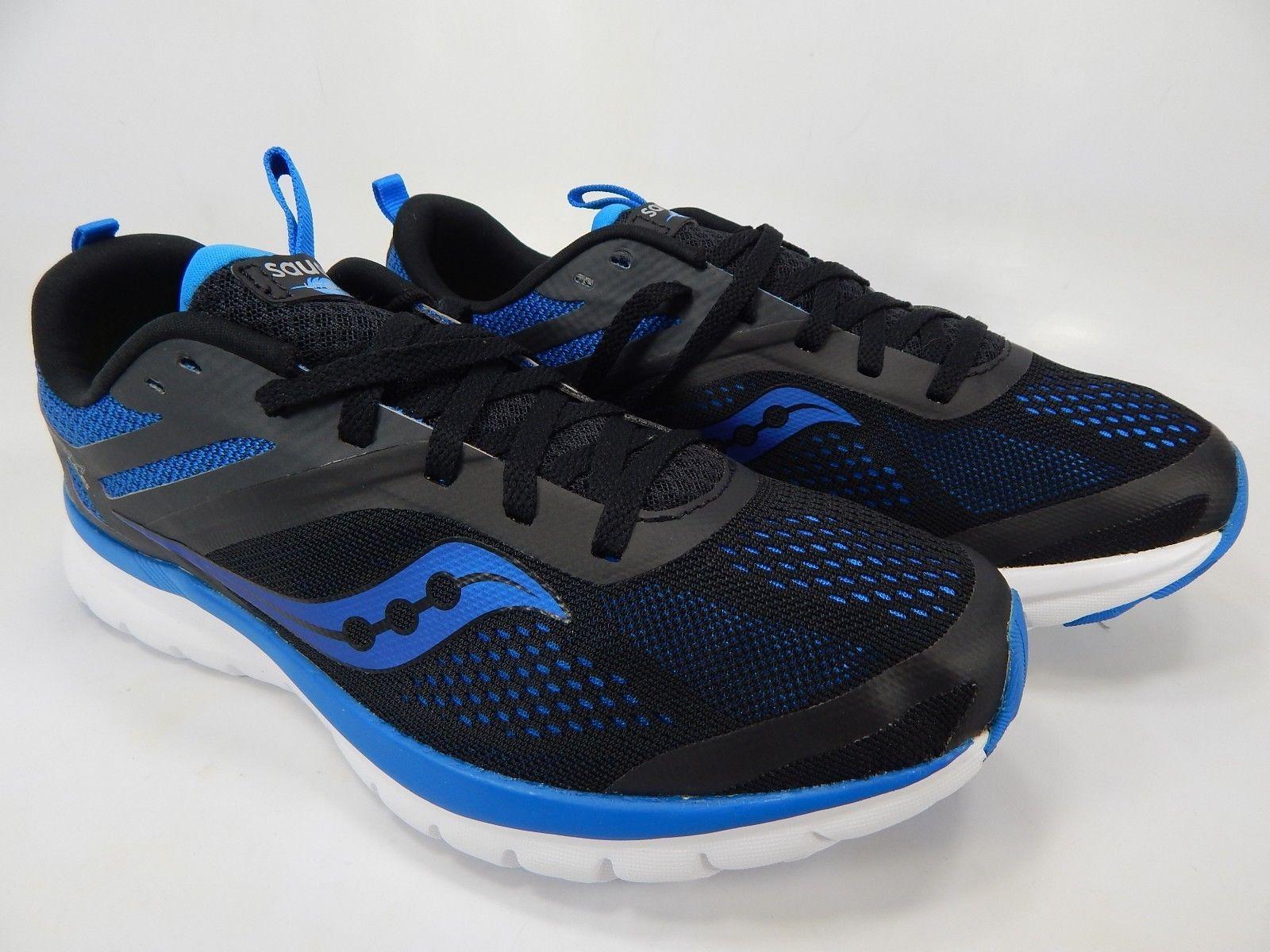 Saucony Liteform Miles Size 9 M (D) EU 42.5 Men's Running Shoes Blue S40007-1