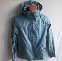 COLUMBIA - Women's Hunter Green Omni Tech Waterproof Breathable Jacket - SIZE S - $21.95