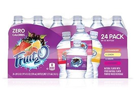 Fruit2O Flavored Water, 24 Piece Variety Pack, 20 Ounce