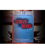 Berlin Diary: The Journal Of A Foreign Correspondent, 1934-1941 (1942) - $24.95