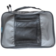 TravelWise Nylon Zippered Packing Cubes 2 Piece Set Silver Medium & Larg... - $204,09 MXN