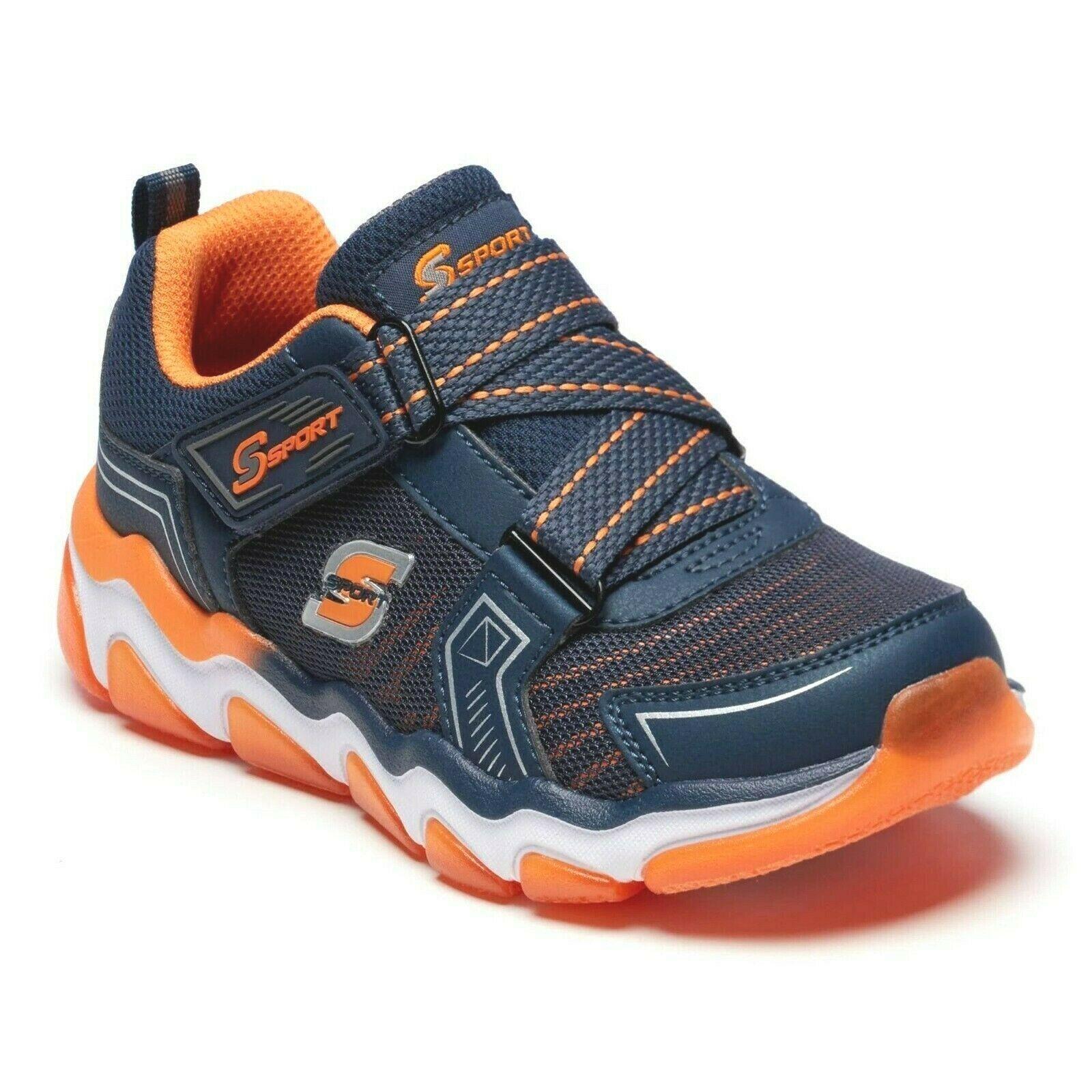 Garçons' S Sport Par Skechers Orion Performance Athlétique Chaussures Neuf
