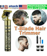ProT-Outliner Beard Trimmer T-Blade Hair Clipper Line up blade Barber Co... - $15.98