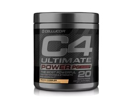 CELLUCOR C4 -Ultimate PowerP6 Testosterone & Strength Pre-Workout (Peach... - $39.09