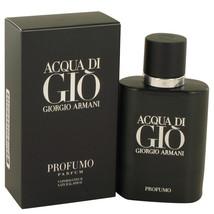 Acqua Di Gio Profumo by Giorgio Armani Eau De Parfum  1.35 oz, Men - $68.71