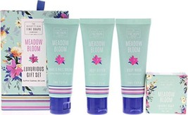 Scottish Fine Soaps Meadow Bloom Luxurious Gift Set - $38.49