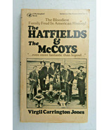 The Hatfields & The McCoys by Virgil Carrington Jones 1974 First Printin... - $20.00