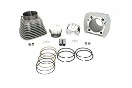 Big Bore 883-1200CC Cylinder And 10:1 Wiseco Piston Kit For Hd Sportster 1986-03 - $583.01