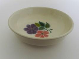 Franciscan Floral USA Round Rim Shape Earthenware Soup Cereal Bowl Color Fast  - $14.73