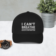 I Can't Breathe Hat / I Can't Breathe Trucker Cap image 2
