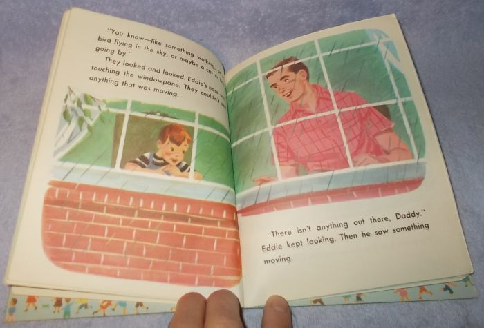 Ding Dong School Book Looking Out the Window Dr. Frances R. Horwich 1954