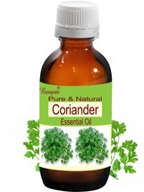 Coriander Pure Natural Essential Oil 5 ml- 250 ml Coriandrum sativum by Bangota  - $10.81+