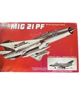 MIG 21 PF Soviet Interceptor Fighter Revell 1:32 Model Kit # H-267 - $54.44