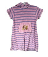 Disney Princess Pink Terry Swimsuit Coverup Size Small - $9.89
