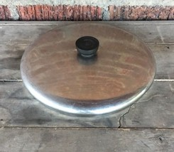 "vintage REVERE WARE 9.75"" 9 3/4"" Stainless Steel Replacement Lid for pot... - $14.03"