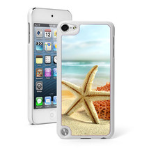 For Apple iPod Touch 4th 5th 6th Hard Case Cover 72 Beach Starfish Ocean - $14.99