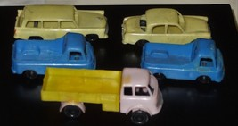 Vintage Toy cars -( 5 Vintage Cars from the 50's) - $1.95