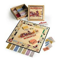 Hasbro Monopoly Nostalgia - $83.14