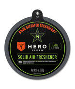 HERO Clean Odor Eliminator Solid Air Freshener for Your Vehicle & More -... - $14.60