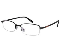 EBE Reading Glasses Mens Womens Rectangular Folding Black Half Rim Anti ... - $33.29+