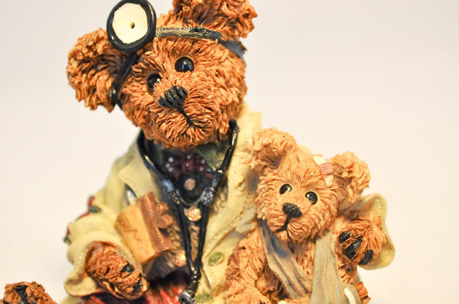 Boyds Bears: Dr Harrison Griz ... MD, PHD, Bud - Style 228309 image 4