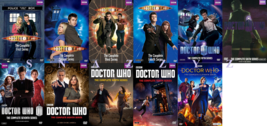 Doctor Dr Who Series Seasons 1-11 DVD 2019 Brand New Sealed - $112.50