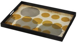 Tray Notre Monde Sienna Layered Dots Translucent - $279.00