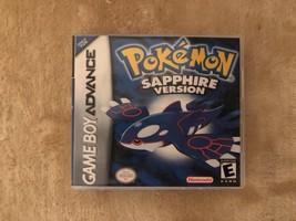 Pokemon: Sapphire Version (Nintendo Game Boy Advance, 2003) - *US Seller* - $28.04