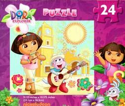 Dora the Explorer - 24 Pieces Jigsaw Puzzle - v8 - $12.86