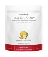 Metagenics UltraInflamX Plus 360 Pineapple Banana Flavor (21 oz) Medical... - $103.95