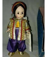 Madame Alexander 587 Turkey 7 1/2 inch Doll Vintage World of Miniatures - $14.99
