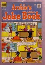 ARCHIE'S JOKE BOOK #131 1968-BETTY AND VERONICA-JUGHEAD G - $18.62