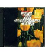 Spring 2002 Anthem & Orchestra Releases [Audio CD] Word Choral Club - $3.95