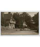 Post Office Street Scene Penshurst Kent England UK RPPC Real Photo postcard - $7.38