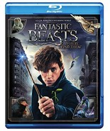 Fantastic Beasts and Where to Find Them (Blu-ray) - $6.95